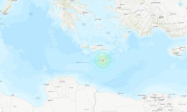Cutremur de 6 grade in Grecia