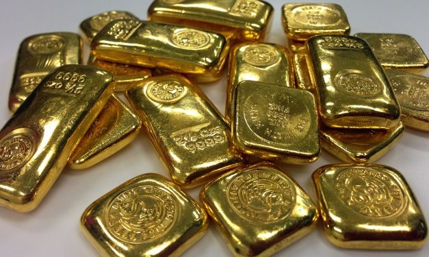Aurul la mare cerere