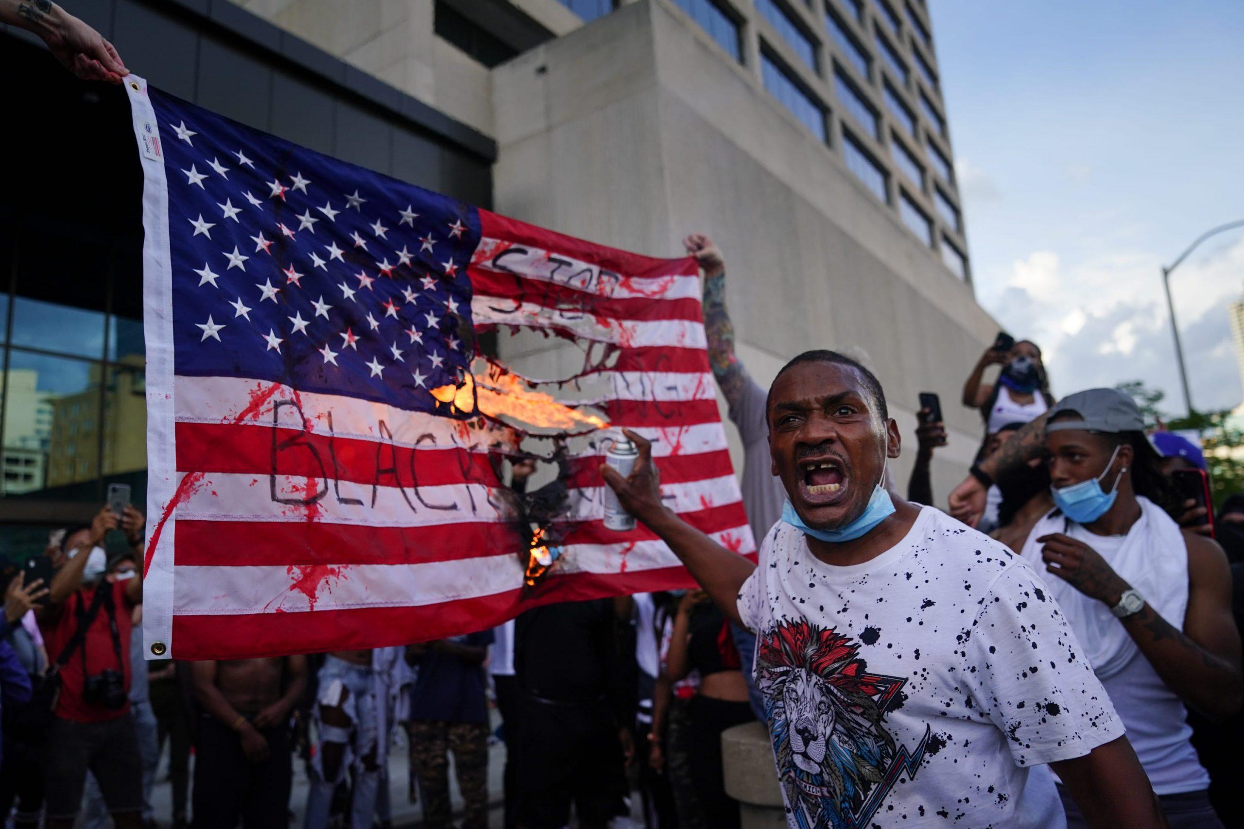 proteste in america anti rasism