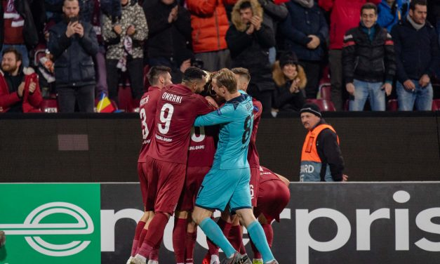 CFR Cluj un nou pas spre Champions League