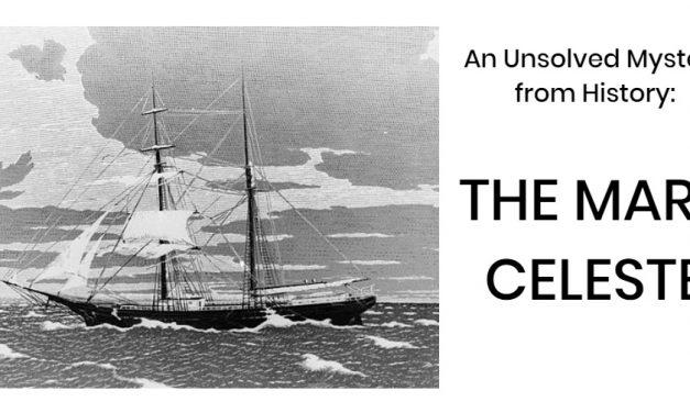 Misterele mării – Mary Celeste